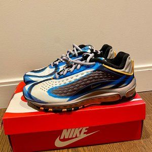 Nike Air Max Deluxe Photo Blue/Wolf Grey Size 8